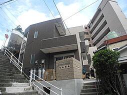 長崎県長崎市花丘町の賃貸アパートの外観