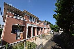 京王高尾線 狭間駅 徒歩13分の賃貸アパート