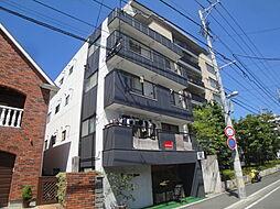 メゾンド草香江[201号室]の外観