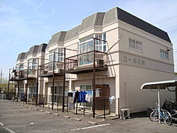 愛知県愛知郡東郷町春木台3丁目の賃貸アパートの外観
