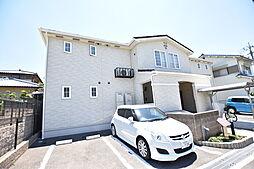 大阪府和泉市舞町の賃貸アパートの外観