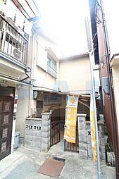 [一戸建] 大阪府大阪市住吉区清水丘1丁目 の賃貸【/】の外観