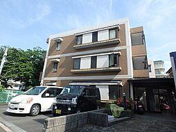 大阪府池田市石橋4丁目の賃貸マンションの外観