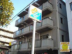 千葉県市川市新浜1の賃貸マンションの外観