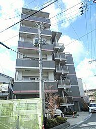 大阪府豊中市日出町2丁目の賃貸マンションの外観