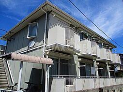 神奈川県川崎市多摩区菅6丁目の賃貸アパートの外観