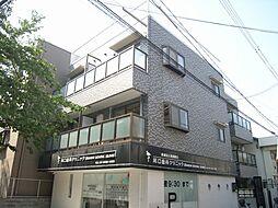 大阪府豊中市庄内幸町3丁目の賃貸マンションの外観
