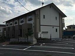 [テラスハウス] 茨城県筑西市海老ヶ島 の賃貸【/】の外観