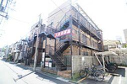 神奈川県横浜市南区真金町1丁目の賃貸アパートの外観
