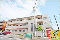 千葉県千葉市花見川区花園町の賃貸マンションの外観