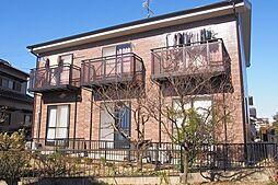 愛知県安城市住吉町7丁目の賃貸アパートの外観