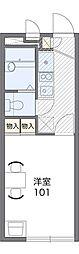 立場II[2階]の間取り