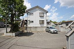 千葉県松戸市五香西2丁目の賃貸アパートの外観