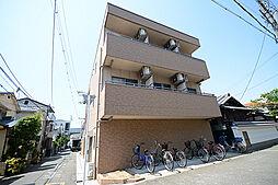 大阪府高石市綾園3丁目の賃貸マンションの外観