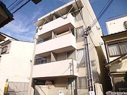 シャトレ上新庄[2階]の外観