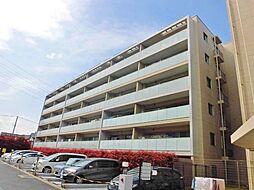 神奈川県大和市下鶴間の賃貸マンションの外観