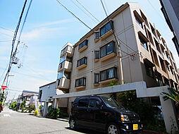 ハピネス東須磨[5階]の外観
