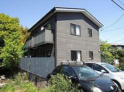 北鎌倉アパートメント[2B号室]の外観