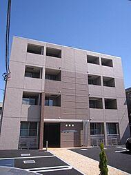 東京都青梅市東青梅5の賃貸マンションの外観