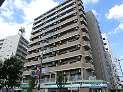 東京都北区赤羽南1丁目の賃貸マンションの外観