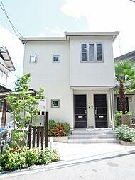 大阪府豊中市刀根山3丁目の賃貸アパートの外観