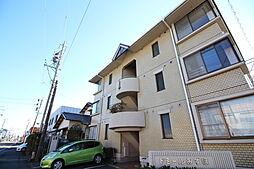 静岡県静岡市駿河区みずほ2丁目の賃貸マンションの外観