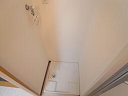クレアドル須磨Ⅱの室内洗濯機置き場