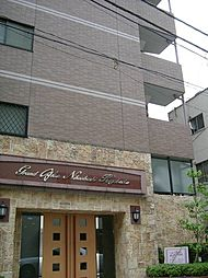 東京都中央区日本橋茅場町2丁目の賃貸マンションの外観