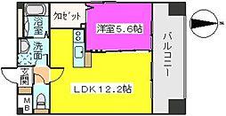 MM−5[606号室]の間取り