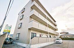 長野県塩尻市大字広丘高出の賃貸マンションの外観