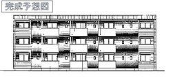 ポラリス K[301号室]の外観