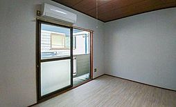 第二城南コーポ[201号室]の外観