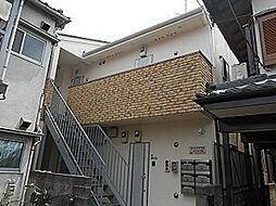 モンステラ下田[1階]の外観