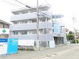 神奈川県大和市中央7丁目の賃貸マンションの外観
