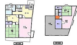 初富マンション[2階]の間取り