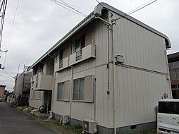 埼玉県所沢市上新井4丁目の賃貸アパートの外観