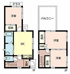 江井ヶ島駅 8.0万円