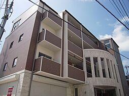 プラム・サン[2階]の外観