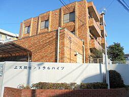神奈川県横浜市磯子区森が丘2丁目の賃貸マンションの外観
