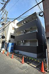 大阪府大阪市城東区永田4丁目の賃貸アパートの外観