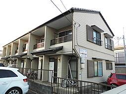 [テラスハウス] 千葉県柏市あけぼの3丁目 の賃貸【/】の外観