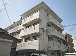 明豊マンション[4階]の外観