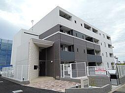 神奈川県藤沢市柄沢の賃貸マンションの外観
