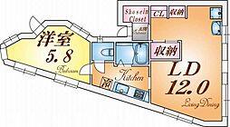 スタイルハウスN[1階]の間取り