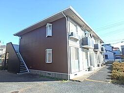 三橋グランハイム富士A[102号室]の外観