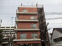 第一道山マンション[3階]の外観