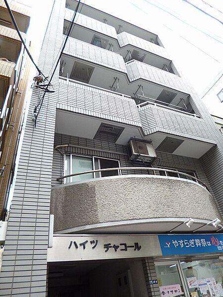 ハイツチャコール 4階の賃貸【東京都 / 北区】
