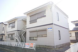 神奈川県綾瀬市小園南2丁目の賃貸アパートの外観