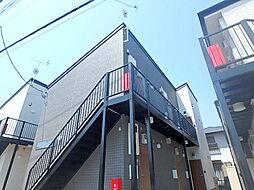 埼玉県さいたま市見沼区大和田町1丁目の賃貸アパートの外観
