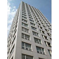 レジディアタワー麻布十番[3階]の外観